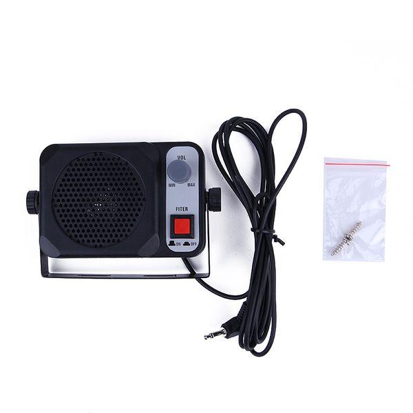 TS-650 3.5mm Jack Car Audio Loudspeaker for KENWOOD YAESU Heavy Duty cb radio free shipping