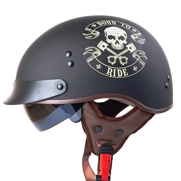 Hot sale TORC T55 vintage half face motorcycle helmet vespa retro open face bicycle helmets DOT capacete casco casque moto