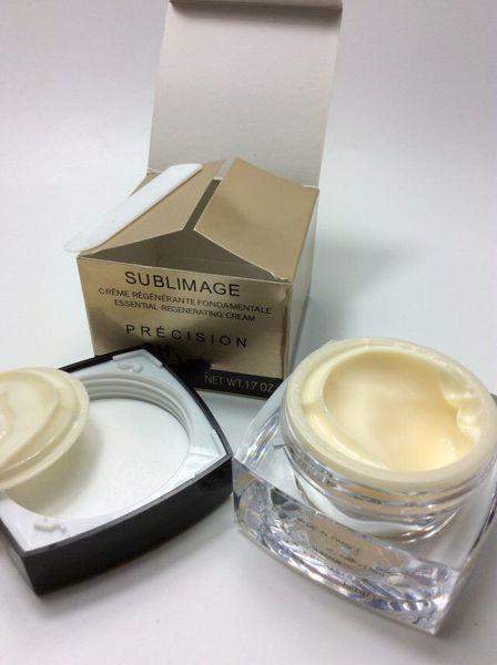 best selling free ship ! Famous Brand Sublimage Essential Regeneration cream top quality Nourish moisturizing deep repairing 50 ml