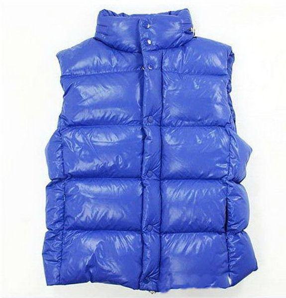 Yeni Marka Kış Aşağı Yelek erkek Sıcak Yelekler Giyim Erkekler Yelek Kolsuz Ceket Adam Yüksek Kalite Satış