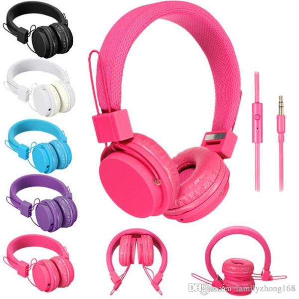 Großhandelsneu kommen Stereo EX09i On-Ear Kopfhörer mit Direktübertragung und Mic für iPhone Galaxie HTC Huawei awei Sony LG mp3 23W-EJ an