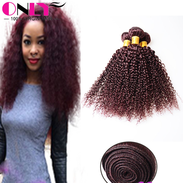 Cheap wholesale brazilian virgin hair kinky curly red dark red wholesale brazilian virgin hair kinky curly red dark red hair weave burgundy hair extensions kinky curly pmusecretfo Image collections