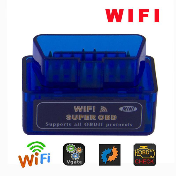ELM327 WiFi OBD2 OBDII Car Diagnostic Scanner Code Reader Tool for IOS Android