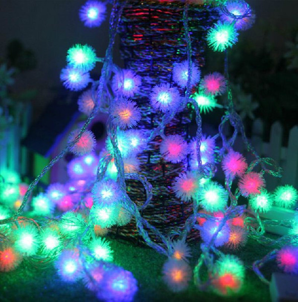 2019 Holiday Light 4m 20 Leds 220v Waterproof Outdoor Rgb Led String Lights Christmas Light Holiday Wedding Birthday Party Decotation From Cnlighting