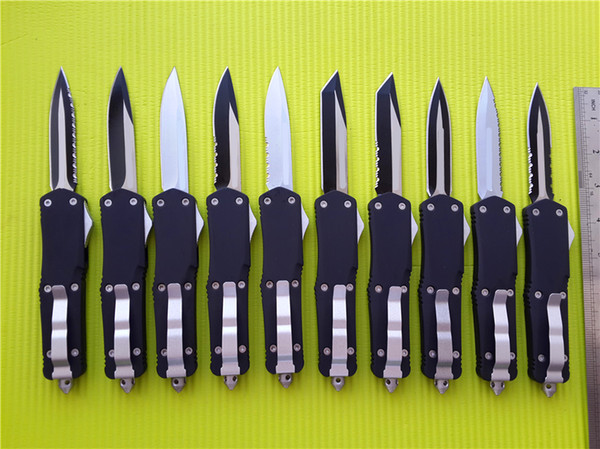 MT Combat Large A07 D/A optional Hunting Folding Pocket Knife Survival Knives Xmas gift for men C07 D07 616 A161 3300