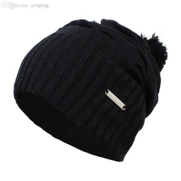 7c5045f2a9f Wholesale-Free Shipping Holiday sale New Arrival Free Shipping Winter and  Atumn Cotton Beanie Hat