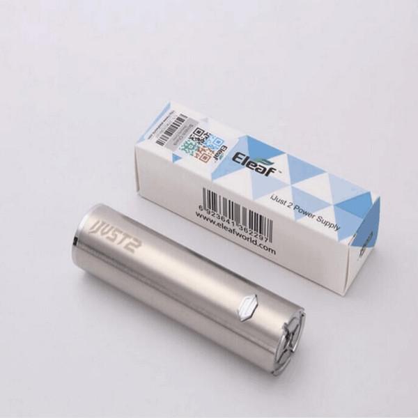 Kit originale I2 di alta qualità con batteria di grande capacità 2600mAh Kit atomizzatore iJust II EC con batteria di iJust 2 Vape Pen Kit vs Subvod all'ingrosso
