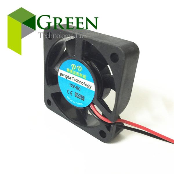 NOUVELLE Hydro Portant DC12V 0.07A 4010 40mm 40x40x10mm Carte Graphique Ventilateur 3D imprimante Refroidissement Ventilateur 2pin