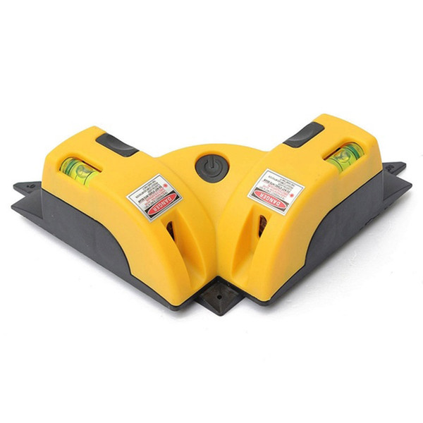 Wholesale-Right angle 90 degree square Laser Level high quality level tool laser Measurement tool level laser Worldwide Store