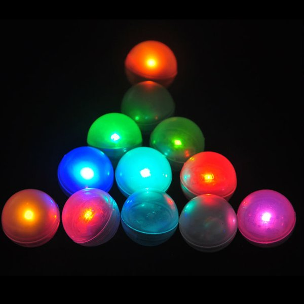 2CM Round Floating LED Berries Ball Magical Fairy LED Round Light For Wedding Party Events Decoration