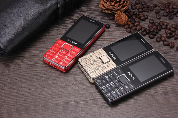 La explosión del viejo teléfono móvil D21D 2.4 pulgadas HD destaque la moda adicolo dual card dual standby mobile phone