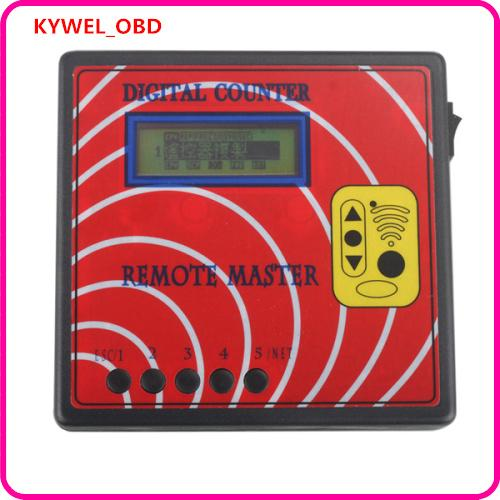 Digital counter suitable for the remote control and the match of anti-theft annunciator, decoding,