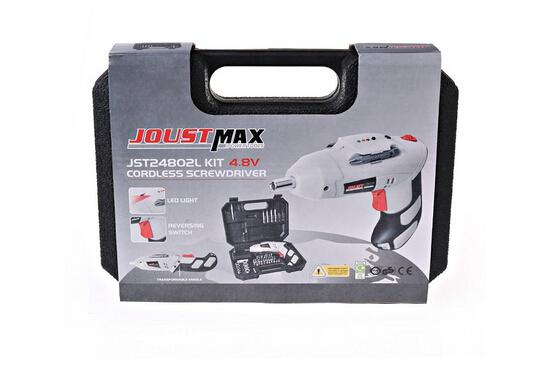 From China Wholesale power 45 Pcs 4.8v Cordless Reversible Electric Screwdriver Drills Kit Rechargeable EU