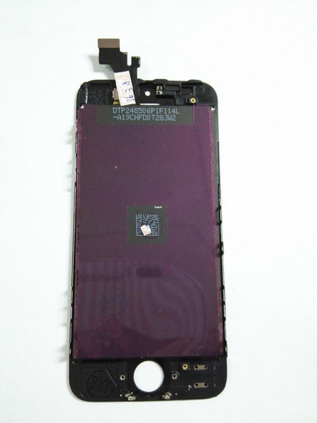 high quality 5S lcd No dead pixel Made in China OEM Quality LCD Touch Screen Digitizer Assembly Display For iPhone 5S