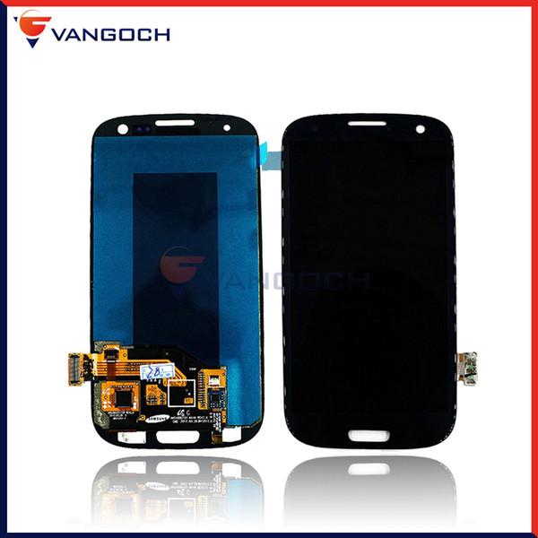 Pour Samsung Galaxy s3 i9300 T999 i747 i535 i9305 LCD écran tactile Digitizer Assemblée sans cadre de réparation de remplacement