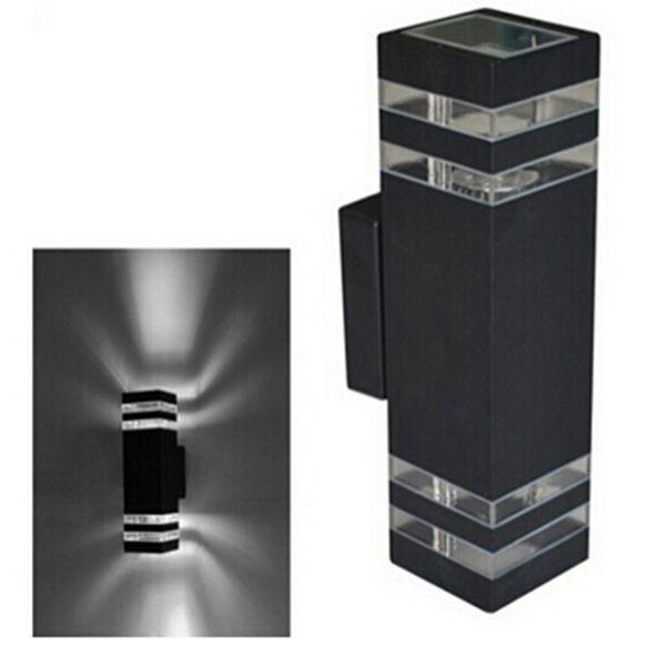 Lights Exterior De Porch De Moderna Para Iluminación Impermeable Pared Lámpara LED Pared Exterior Lámpara Para Lámparas Para De Pared Compre xCBoed
