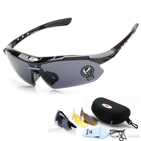 Top Quality Cycling Glasses Outdoor Gafas Ciclismo Sport Mountain Bike MTB Bicycle Glass Motorcycle Sunglasses Eyewear 0089PC-3