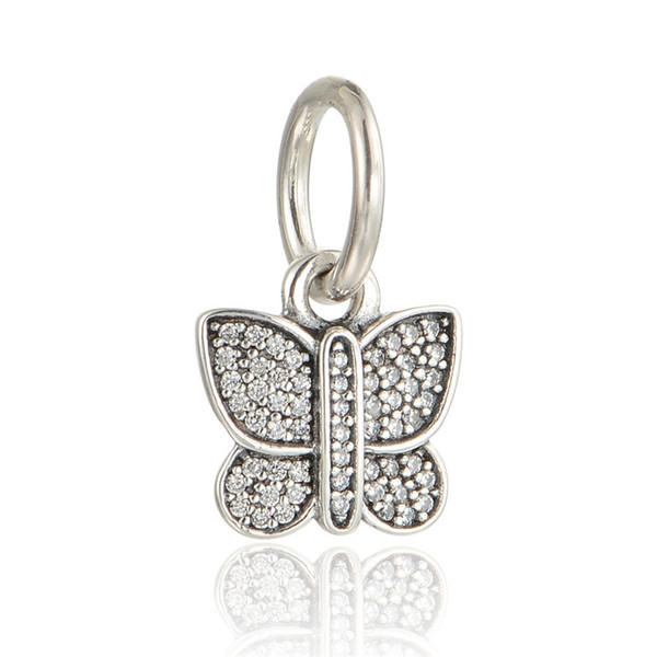 Butterfly Dangle Charm