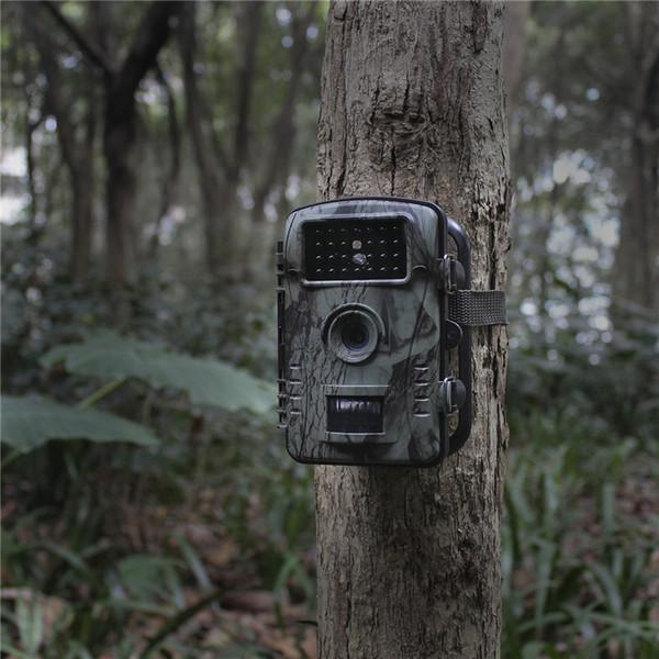5pcs RD1003 Camouflage caméra de chasse en plein air HD infrarouge vision nocturne étanche chasse caméra de surveillance machine de chasse