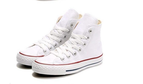 top popular Drop Shipping Brand New 15 Colors All Size 35-46 High Top sports stars Low Top Classic Canvas Shoe Sneakers Men's Women's Casual Shoes 2020