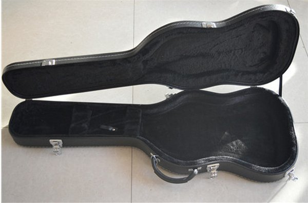 rosewood fretboard guitar and case