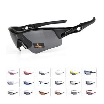 2016 New Arrival Bicycle Brand Pitch Sunglasses Men Women Cycling Black Multi Frame Lens OK Sports Bike Sun Glass