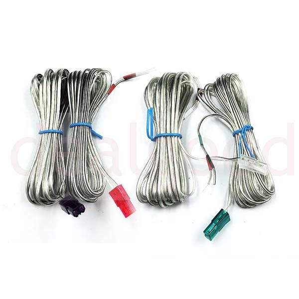 HT-D5130 HT-D453H HT-F5555WK / ZD HT-F6550W / ZD HT-F9750W de HT-X50T / XAA SWA-2000 SWA-4100 SWA-3000 3M 4M 10M câbles de haut-parleur