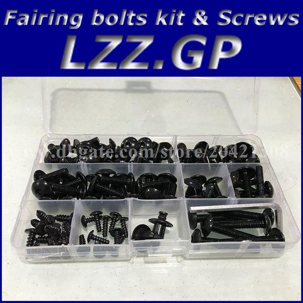 Fairing bolts kit screws for HONDA CBR600F4i 2001 2002 2003 CBR600 F4i 01 02 03 CBR600RR F4i 01-03 Fairing screw bolts kit LZZ.GP