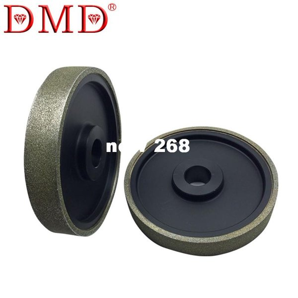 top popular DMD LX1565 Diamond grinding wheel Tool Cutter Grinder high quality super hard surface fine grinding 2021