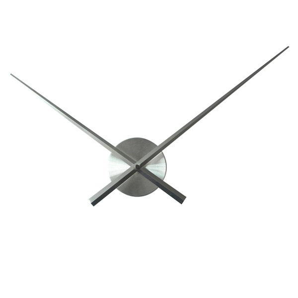 best selling Promotion Wall Clock Accessories DIY Quartz Clock Mechanism Metal Clock Needles 3D Wall Clock Home Decoration Relogio De Parede