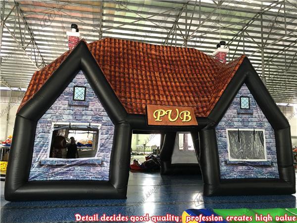 Beer Club Aufblasbare Kneipe Haus Typ Zelt Für Erwachsene Outdoor  Aufblasbare Bier Zimmer