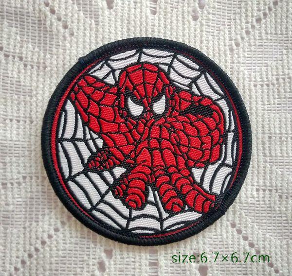 spider-man cartoon games Superhero Movie Sew On Patch Shirt Trousers Vest Coat Skirt Bag Kids Gift Baby Decoration