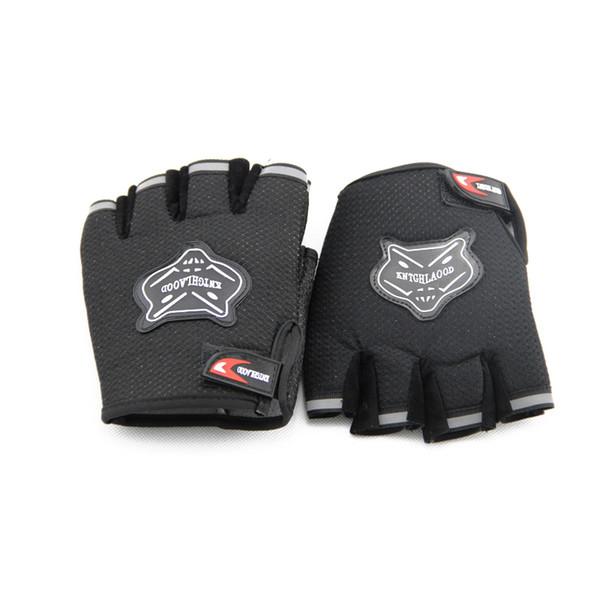 Wholesale-2016 gym gloves body building men and women fashion fingerless fitness glove anti slip weight lifting glove sport training luvas