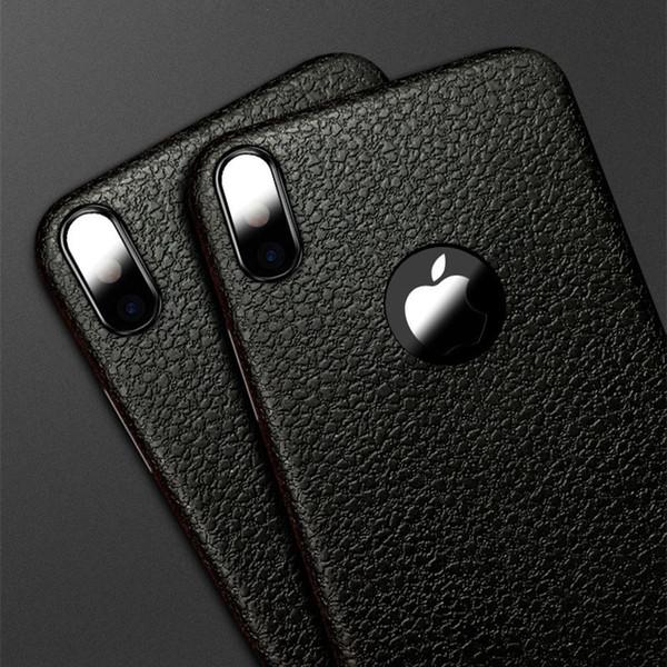 carcasa piel iphone x