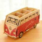 Autobús rojo