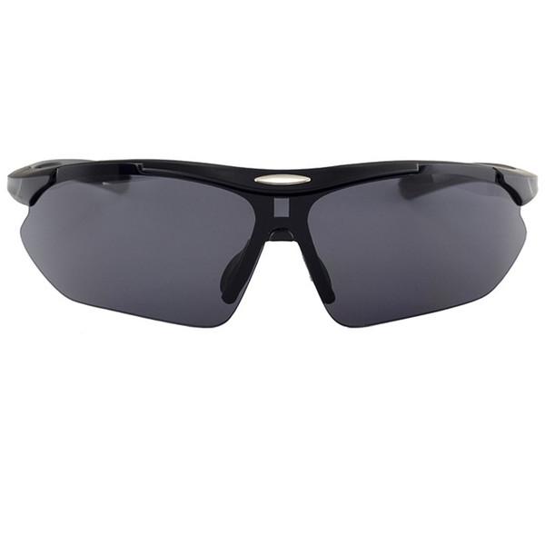 C4 Matte Black Frame Grey Lens