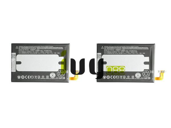 top popular 2pcs lot 2600mAh BOP6B100 Replacement Battery For HTC one 2 M8 W8 E8 M8T M8W M8D M 8 M8x M8ST M8SD M8SW M8 Ace One Max Batteries 2019