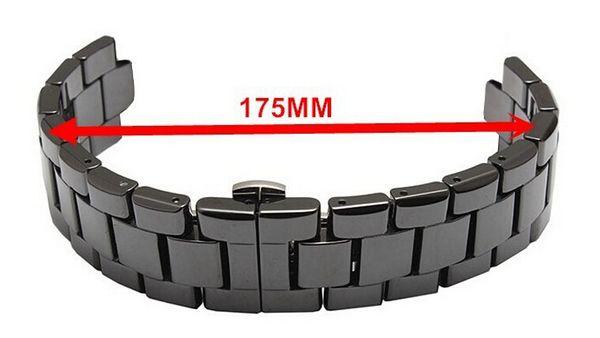 Das späteste keramische Armband der Männer erstklassiger bester Qualitätspreis