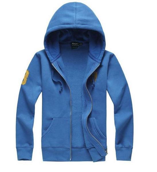 Frete grátis 2018 nova venda Quente de Alta qualidade dos homens Com Capuz Camisolas Outwear Hoodies letras dos homens de moda Moletom Com Capuz Camisolas