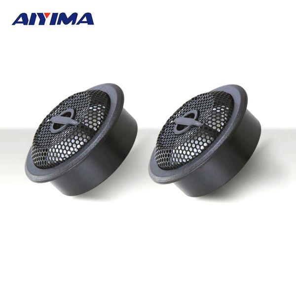 Großhandels-AIYIMA 2pcs 4 Ohm 150W 25mm Universal Super Power Audio Sound Lautsprecher High Efficiency Hochtöner Lautsprecher für Auto