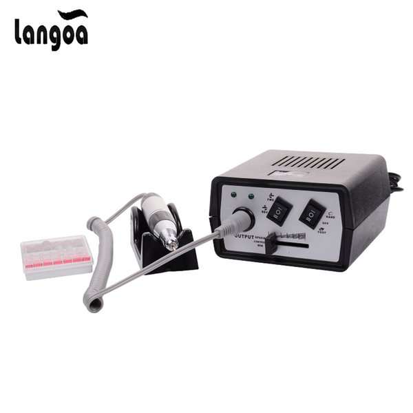 Wholesale 35w Black Pro Electric Nail Art Drill Machine Nail ...