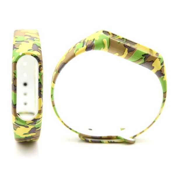 1/pcs Bracelet de Montre de Remplacement pour Xiaomi Mi Band 2 r/églable en Silicone Souple Ceinture Bracelet