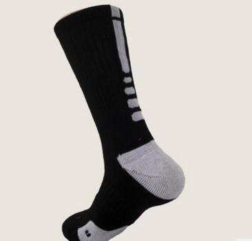 The USA Professional Elite Basketball Socks Long Knee Athletic Sport Socks Men Fashion Compression Thermal Winter Socks wholesales