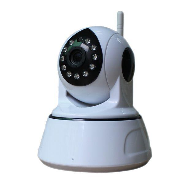 CCTV Home Security Cameras Megapixel Mini PTZ IP Camera Auto IR-Cut infrared camera Smart Wifi Camera IPC-Q9