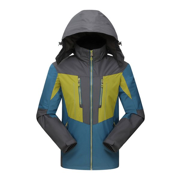 Outdoor Jacket Men Winter Climbing Waterproof Spring Men Hiking Jacket Skiing Camping Windbreaker Fishing Jacket Men plus size 4XL