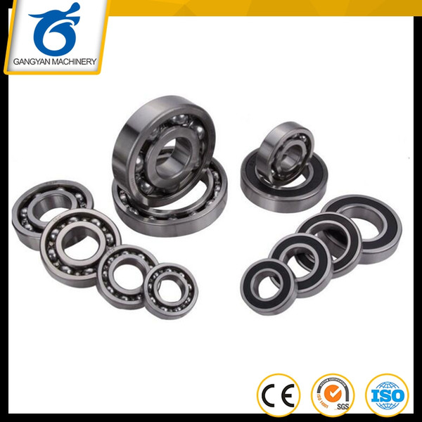 10pcs 6004-2RS 6004RS Rubber Sealed Ball Bearing 20 x 42 x 12mm
