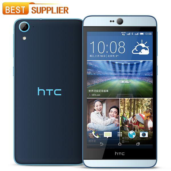 "Original HTC Desire 826 826w Unlocked Mobile Phone 5.5"" Touchscreen 2GB RAM 16GB ROM 13.0MP Camera Android Cellphone"