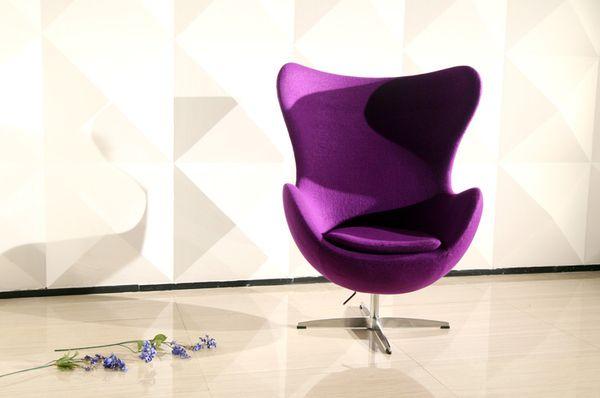 Arne Jacobsen Egg Chair,Fabric Sofa,Classic Furniture,fashion  Designed,modern Chair
