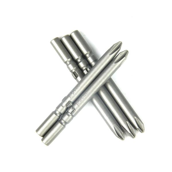 testa cacciavite elettronica in acciaio Adamant fine testa cacciavite magnetico 5 * 60 * 2mm avvitatore per uso domestico