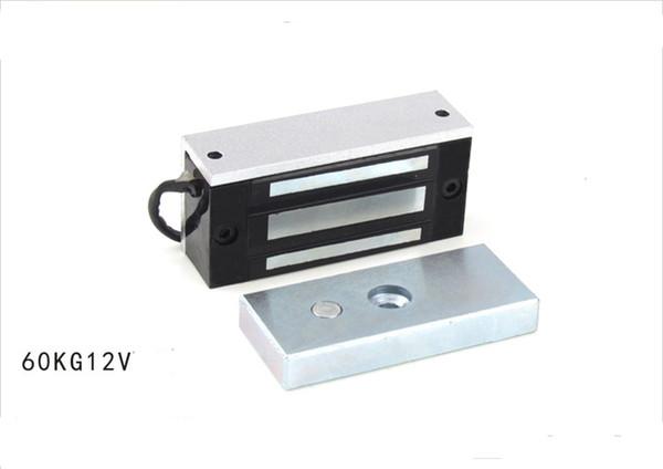 best selling Hot Selling small Type DC 12V 24V Optional Electromagnetic Lock Maglock, EM Drawer Lock with 100lb 60kg Holding Force